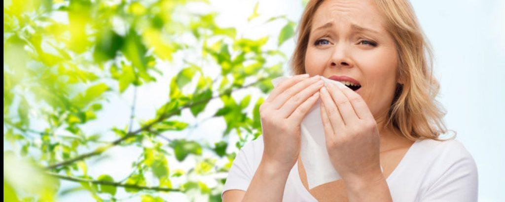 Last van allergieën